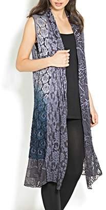 Adore Multimedia Lace Vest
