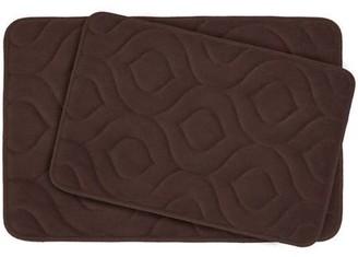 Bounce Comfort Naoli Microplush Memory Foam Bath Mat