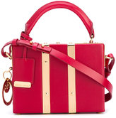Sophie Hulme mini structured tote - women - Calf Leather - One Size