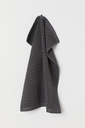 H&M Jacquard-patterned hand towel