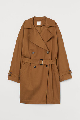 H&M Oversized trenchcoat