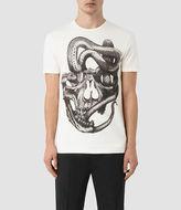 AllSaints Taipan Crew T-Shirt