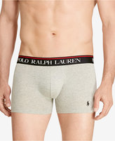 Polo Ralph Lauren Men's Stretch-Jersey Boxer Briefs, 3-Pk.