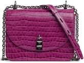 Rebecca Minkoff Love Too Leather Crossbody Bag
