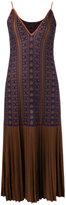 Gig - pattern knit dress - women - Polyimide - P