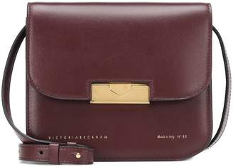 Victoria Beckham Eva leather crossbody bag