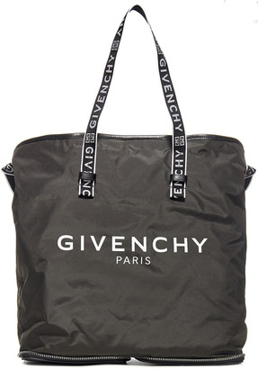 Givenchy Light 3 Packaway Nylon Tote Bag