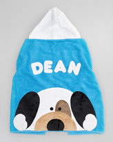 Boogie Baby Peek-a-Boo Puppy Hooded Towel