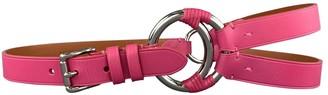 Ralph Lauren Pink Leather Belts