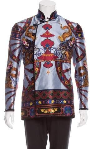 Dolce & Gabbana 2016 Silk Jacket