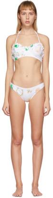 Saks Potts Multicolor Symbol Fresa Bikini