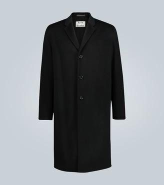 Acne Studios Chad single-breasted wool coat