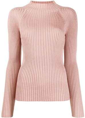 Christian Wijnants Ribbed-Knit Jumper