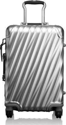 Tumi International Carry-On Luggage, Gray
