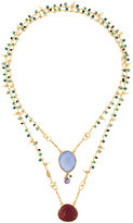 Gas Bijoux Scapulaire Serti necklace