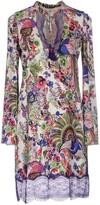 Roberto Cavalli Short dresses - Item 34816841