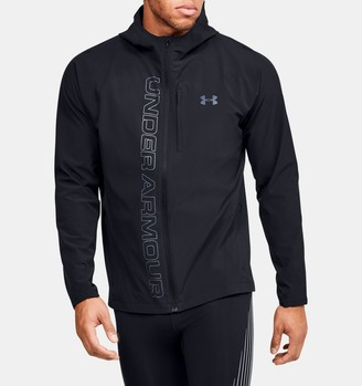 Under Armour Men's UA Qualifier Outrun The Storm Jacket