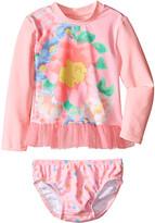 Seafolly Spring Bloom Baby Sunvest Set (Infant/Toddler)