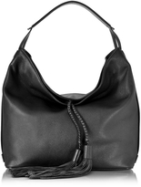 Rebecca Minkoff Black Leather Isobel Hobo Bag