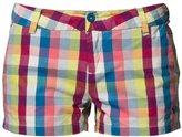 MOANA PLAID Shorts multicoloured