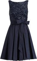 Ralph Lauren Sequin Taffeta Dress