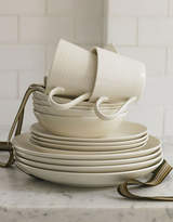 Gordon Ramsay Maze 16 Piece Set White Dinnerware Set