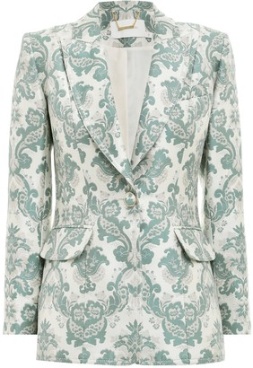 Zimmermann Ladybeetle Tuxedo Jacket