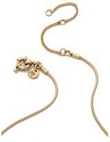 Madewell Rhinestone Festival Necklace