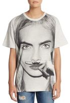 Eleven Paris Model Graphic Tee
