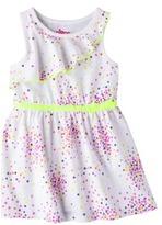 Circo Infant Toddler Girls' Sun Dress - Fresh White