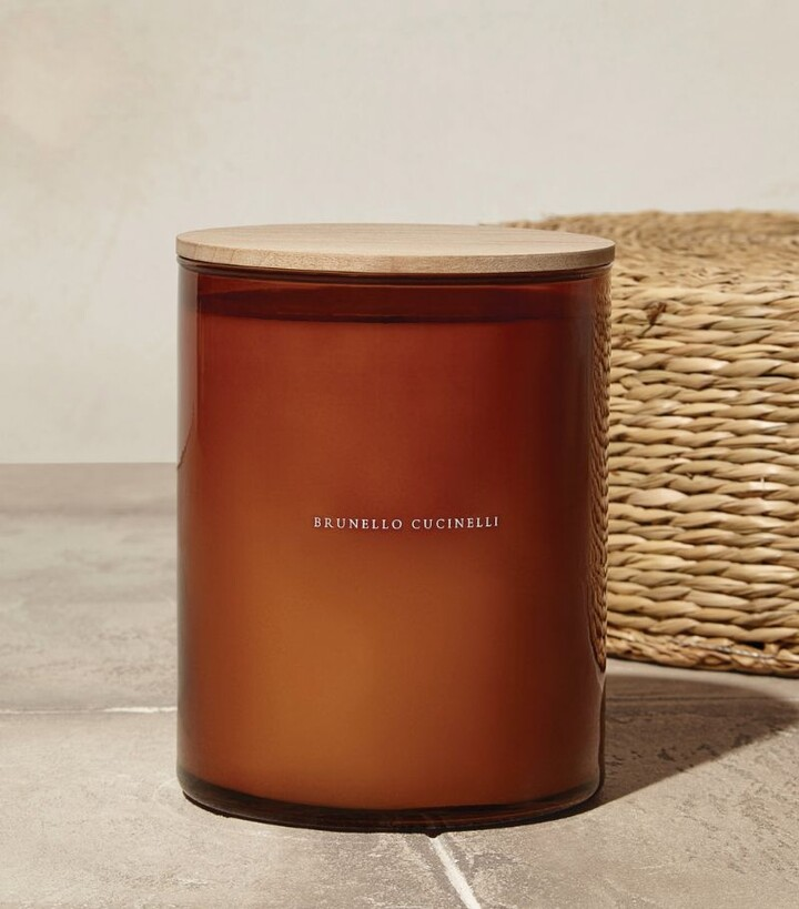 Thumbnail for your product : Brunello Cucinelli Astrum Candle (15cm)