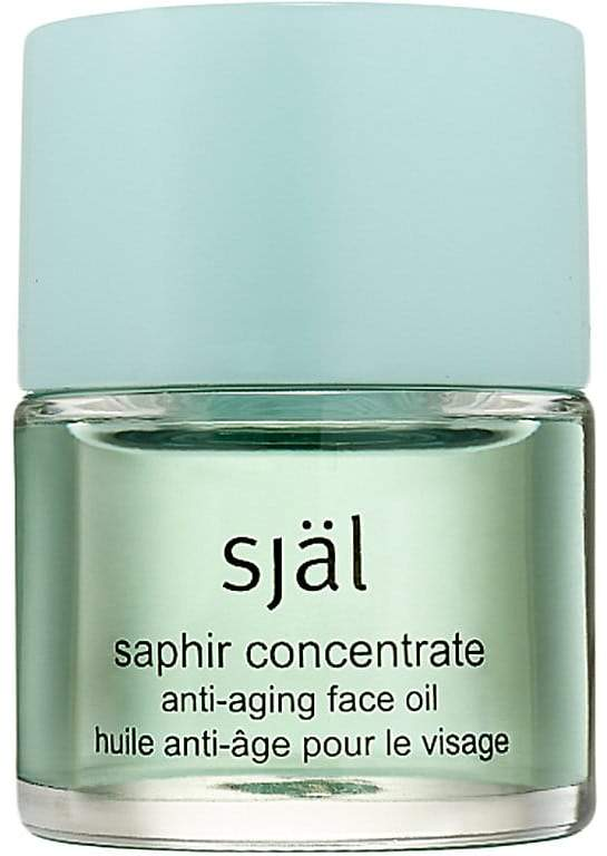 Sjal Skincare Women's Saphir Concentrate Anti-Aging Face Oil
