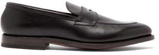 O'Keeffe's Okeeffe - Leather Penny Loafers - Black