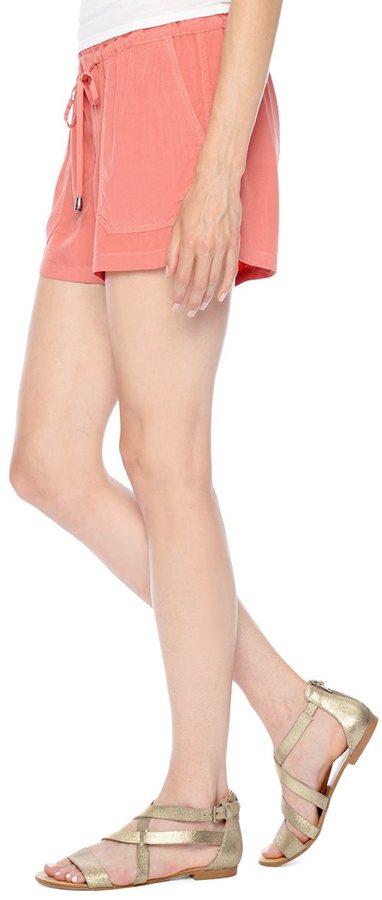 Splendid Rayon Voile Shorts