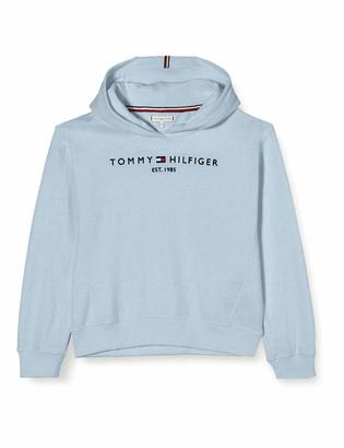 Tommy Hilfiger Girl's Essential Hooded Sweatshirt
