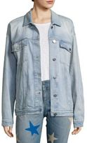 Stella McCartney Star Detail Denim Jacket