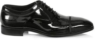 Saks Fifth Avenue Patent Leather Dress Shoes