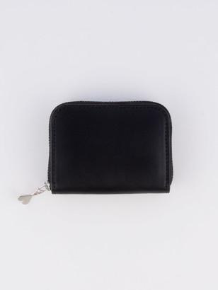 Ami Alexandre Mattiussi Zipped Card Wallet