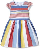 Pumpkin Patch Girl's Multi Striped Dress,3 (Manufacturer Size:2)