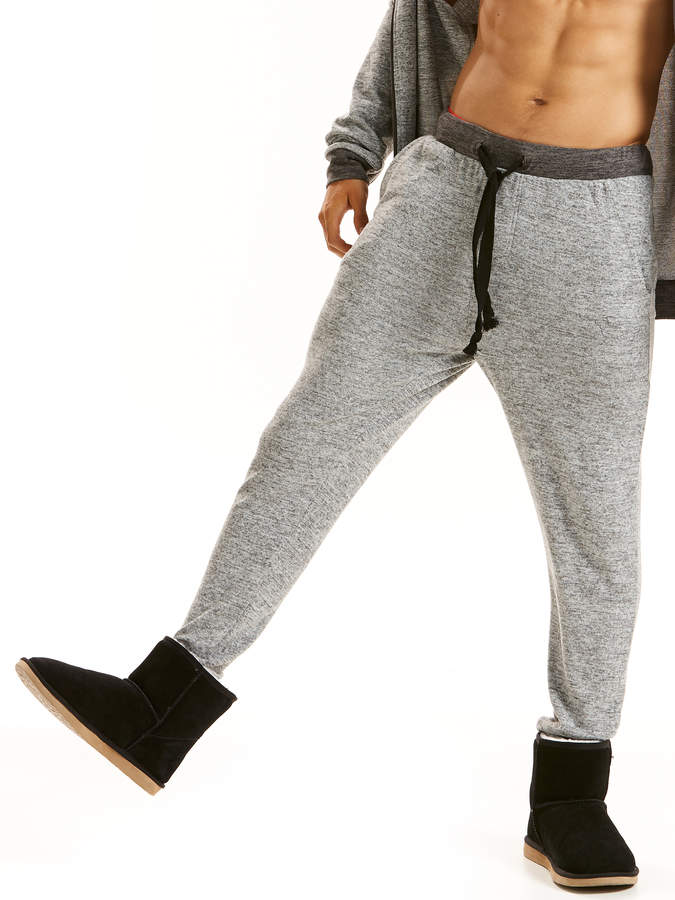 Peter Alexander Grey Sweat Pant