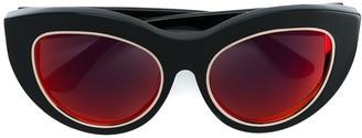 Dax Gabler 'N03' acetate sunglasses