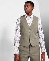 Debonair Plain Wool Waistcoat