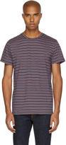 A.P.C. Multicolor Eliott T-shirt