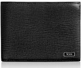 Tumi Men's 'Monaco' Double Billfold Leather Wallet - Black