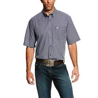 Ariat Men's Big and Tall Classic Fit Sleeve Shirt