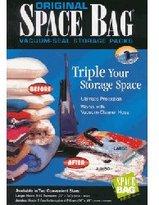 Original Space Bag Vacuum Seal Storage Bags 1 Lg and 1 Jumbo