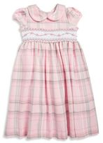 Laura Ashley Kid's Tartan Dress