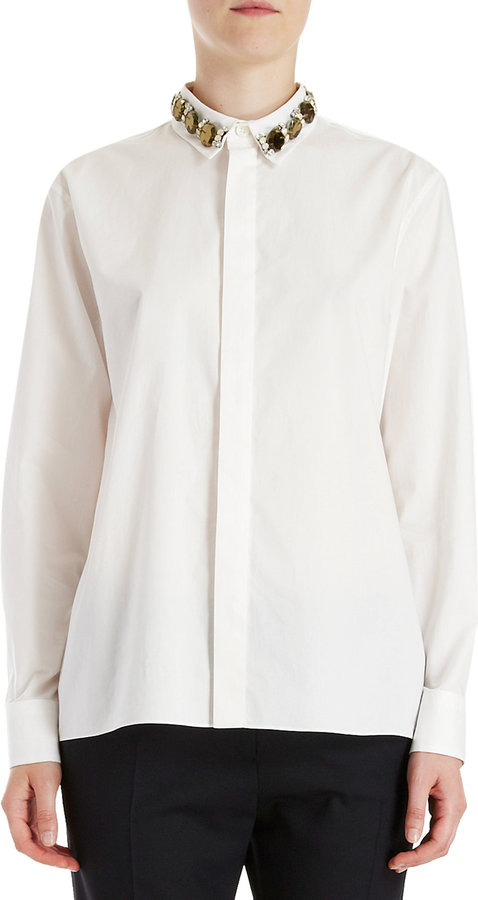 Marni Jeweled Shirt
