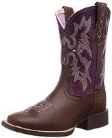 Ariat Tombstone Western Boot (Little Kid/Big Kid)