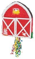 BuySeasons Barnyard Pull-String Pinata